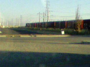 train switching