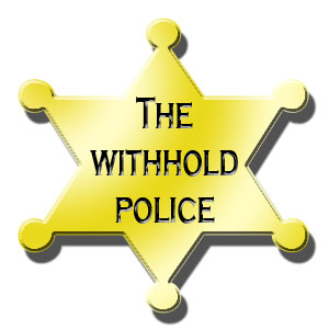 withhold badge