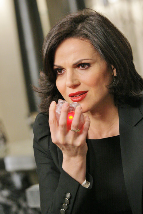 "Lana Parilla as Regina in ABC's ""Once Upon a Time"""
