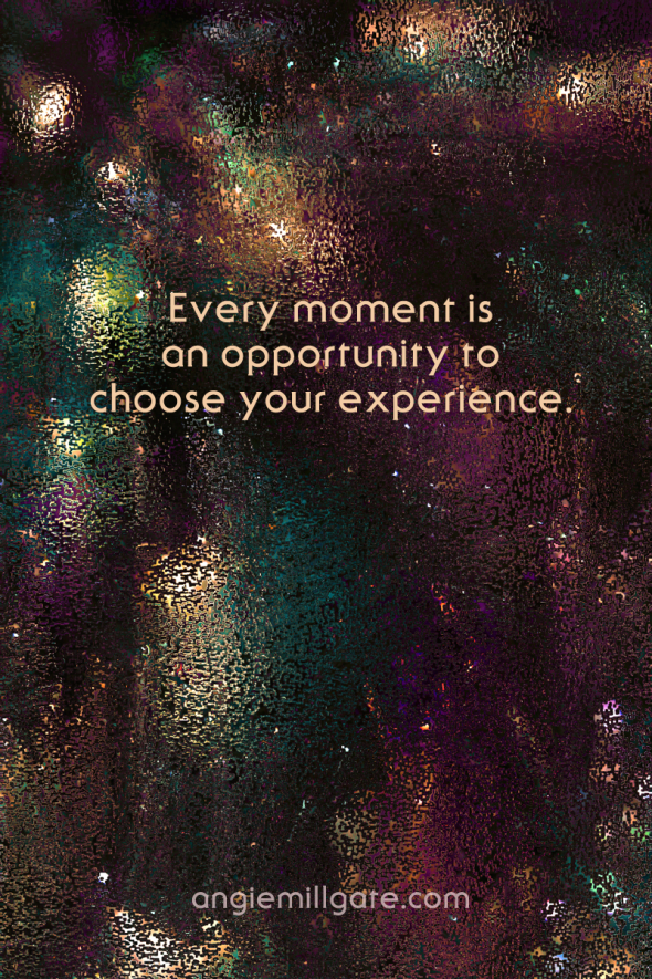 Your Experience